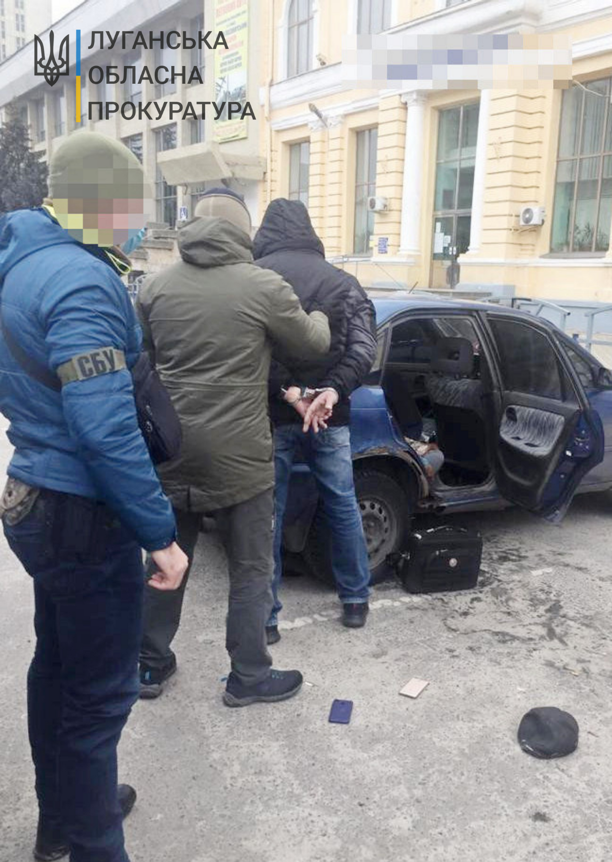 ОГП: В Харькове взяли шпиона, хотел передать РФ секретные научные данные по дронам – видео