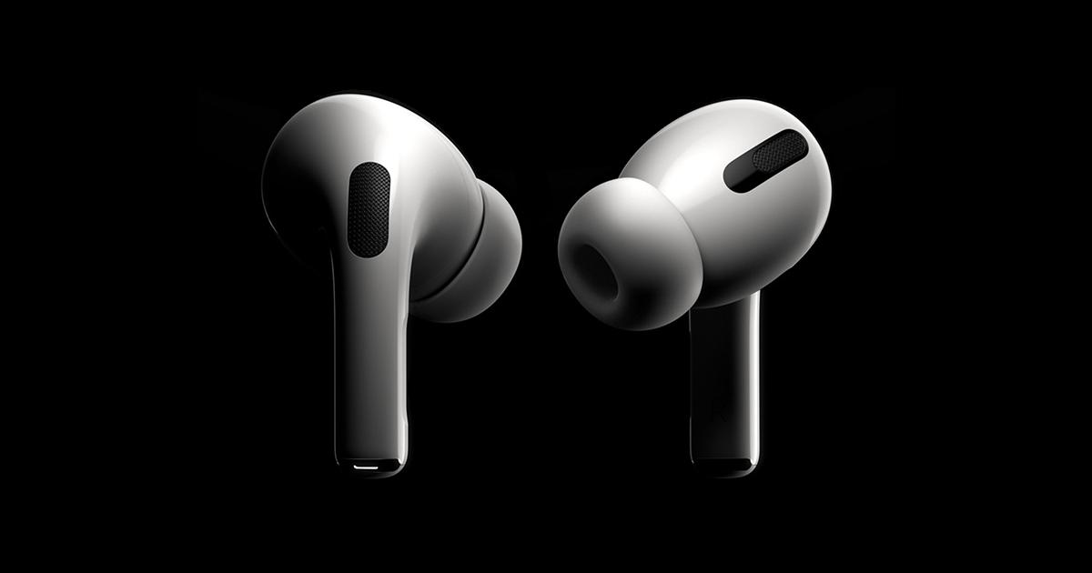 Apple Airpods Pro. (ИЗображение: пресс-служба Apple)