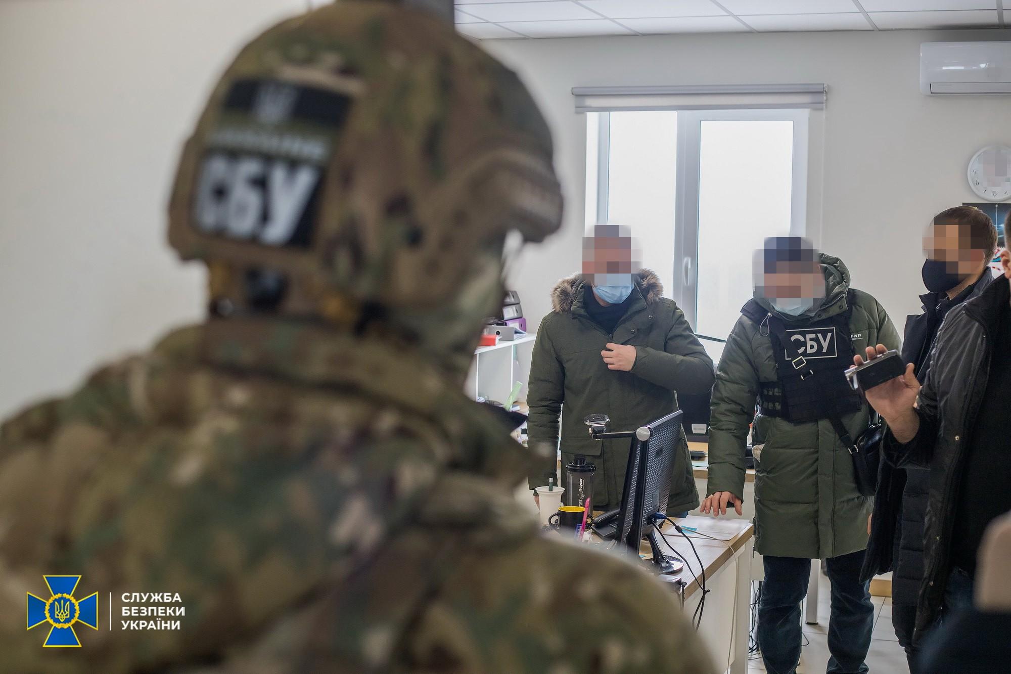 СБУ заявила про спробу незаконного привласнення нерухомості в центрі Києва на $4 млн