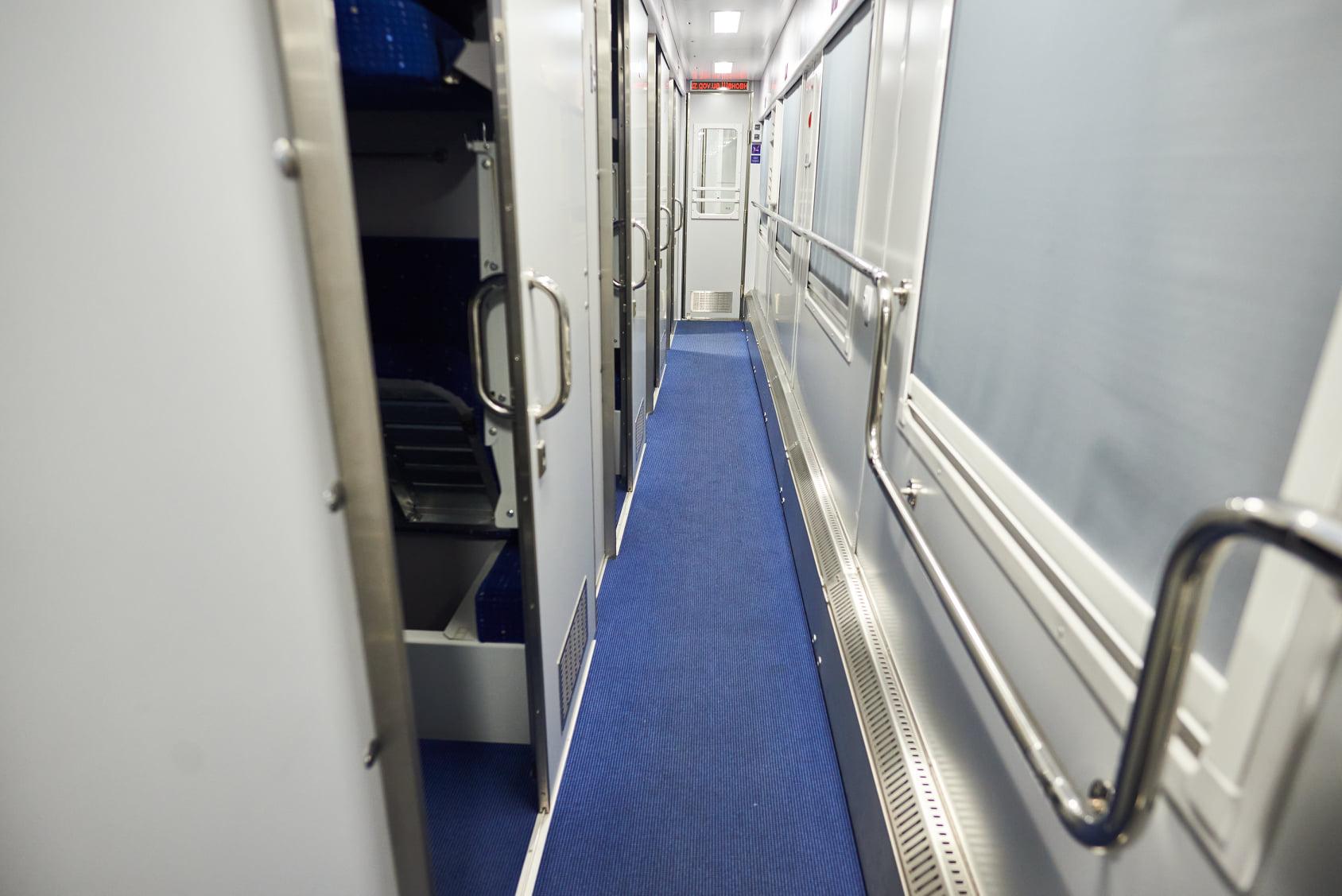 Укрзализныця запускает дополнительный поезд на горнолыжные курорты