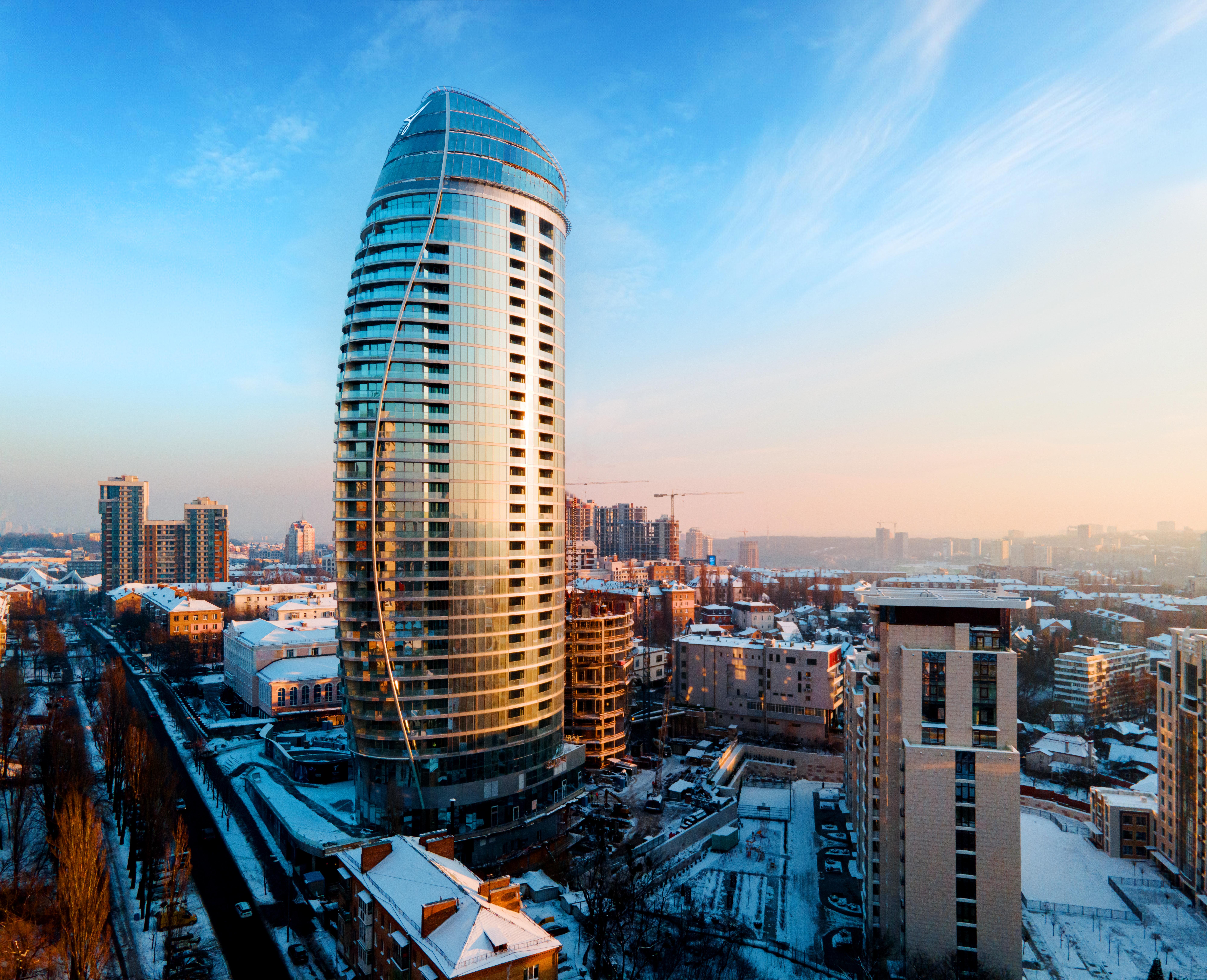 Украинский ЖК Taryan Towers признан лучшим высотным жилым комплексом в мире