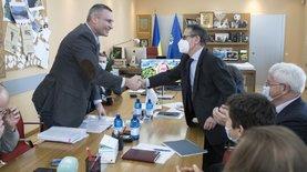 КГГА и ЕББР подписали кредитный договор на 50 млн евро на покупку…