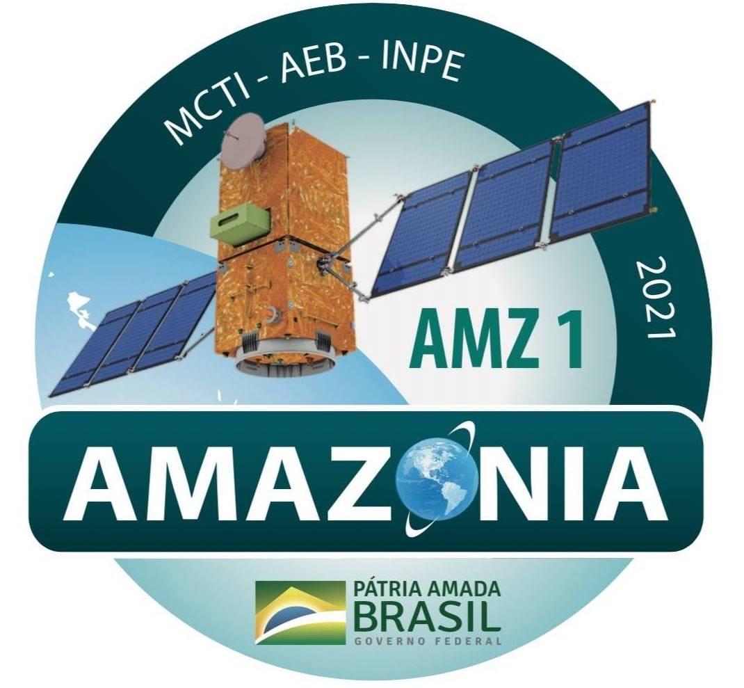 Amazônia-1 patch