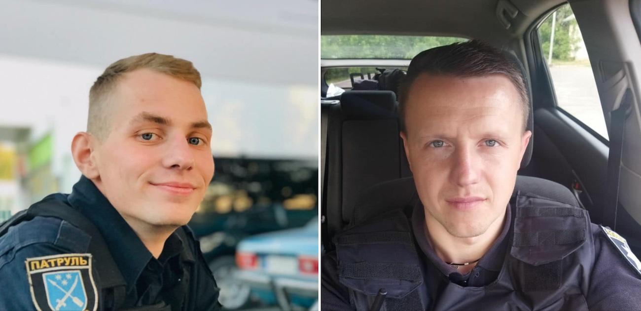 Сергей Меняйло и Олег Предвечный (Фото: пресс-служба МВД)