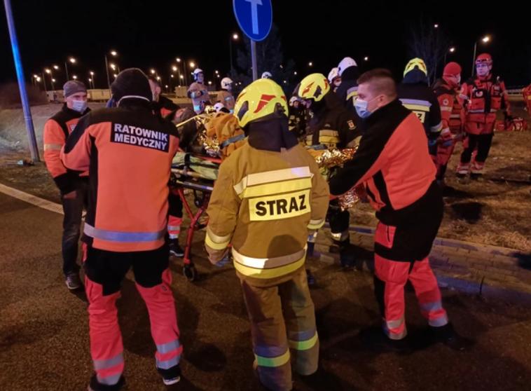 В Польше попал в ДТП автобус Познань-Херсон: погибли шесть украинцев, 35 пострадали – фото