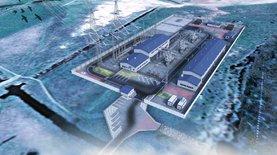 НЭК «Укрэнерго» начинает строительство подстанции (ПС) 330 кВ «За…