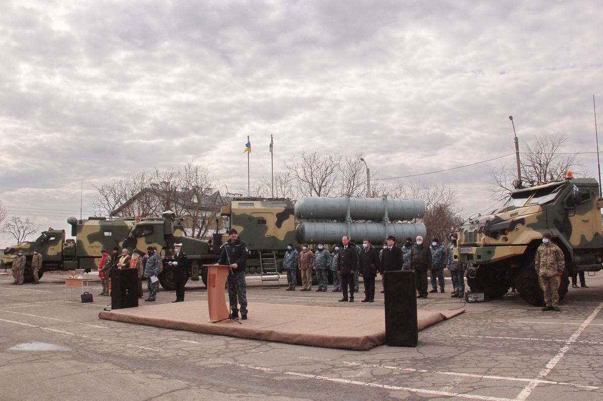 Первые образцы ракетного комплекса Нептун поступили в ВСУ