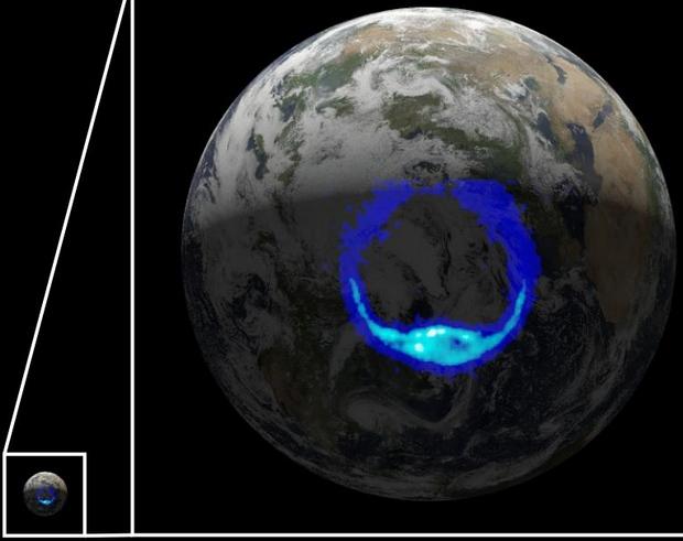 Фото: NASA/JPL-Caltech/SwRI/UVS/ULiège