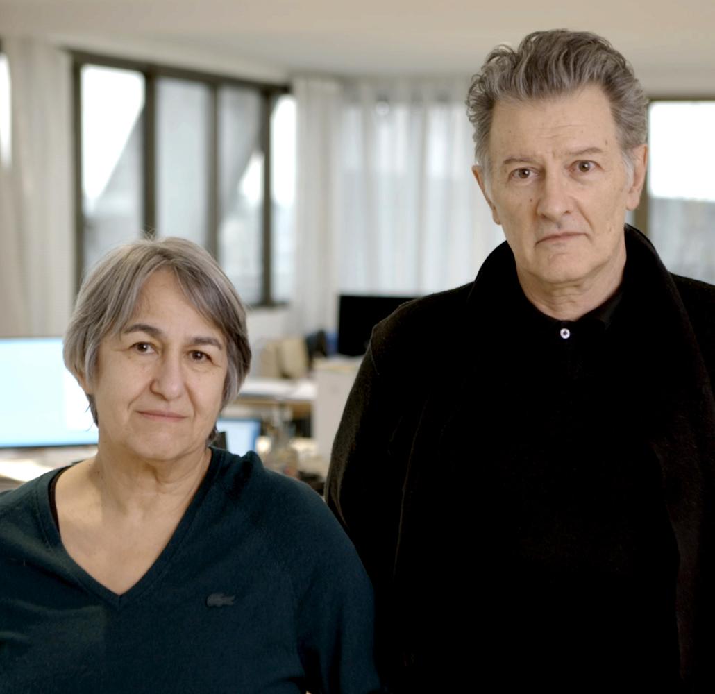 Анна Лакатон и Жан-Филипп Вассаль, фото: официальный сайт Притцкеровской премии