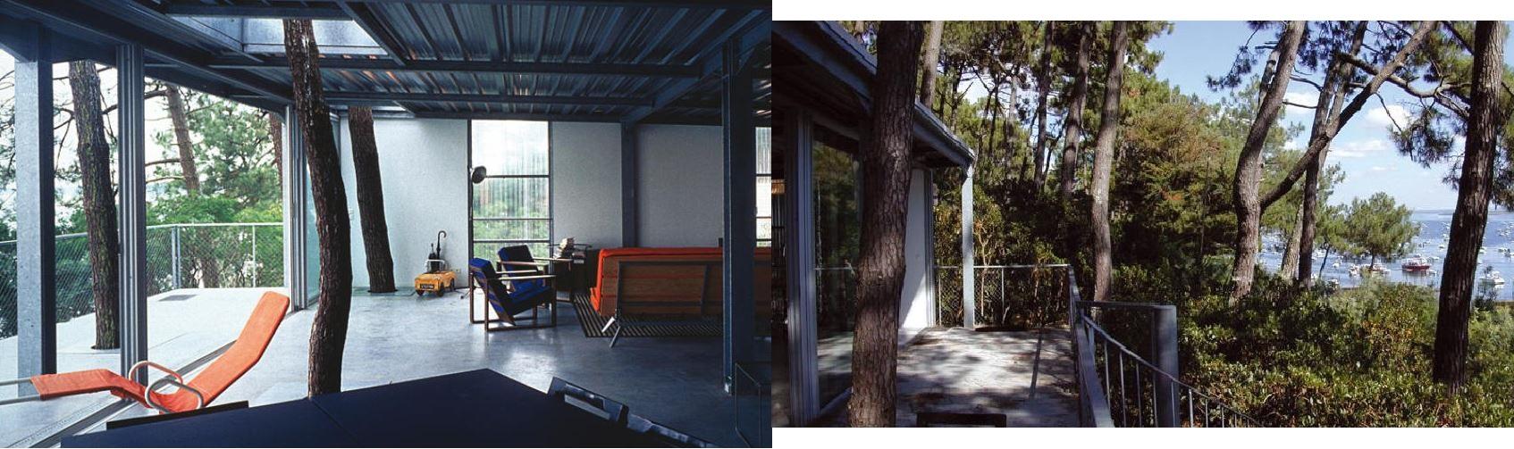 Резиденция в Кап-Ферре, фото: официальный сайт архитектурного бюро Lacaton & Vassal