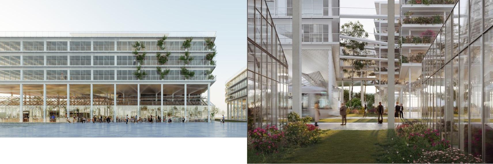Тулуза, Франция, фото: официальный сайт архитектурного бюро Lacaton & Vassal