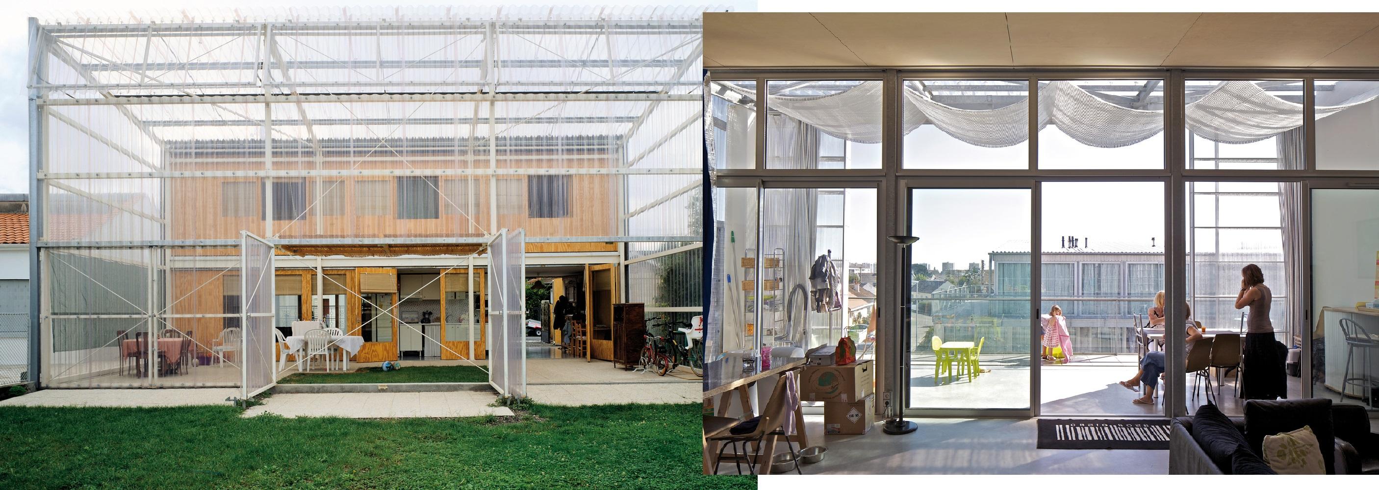 Дома Latapie во Флоираке, фото: официальный сайт архитектурного бюро Lacaton & Vassal