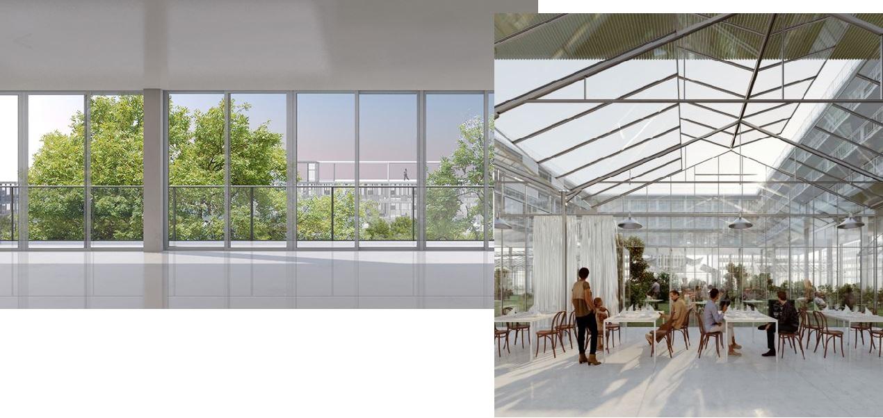 Проекты Lacaton & Vassal, фото: официальный сайт архитектурного бюро Lacaton & Vassal