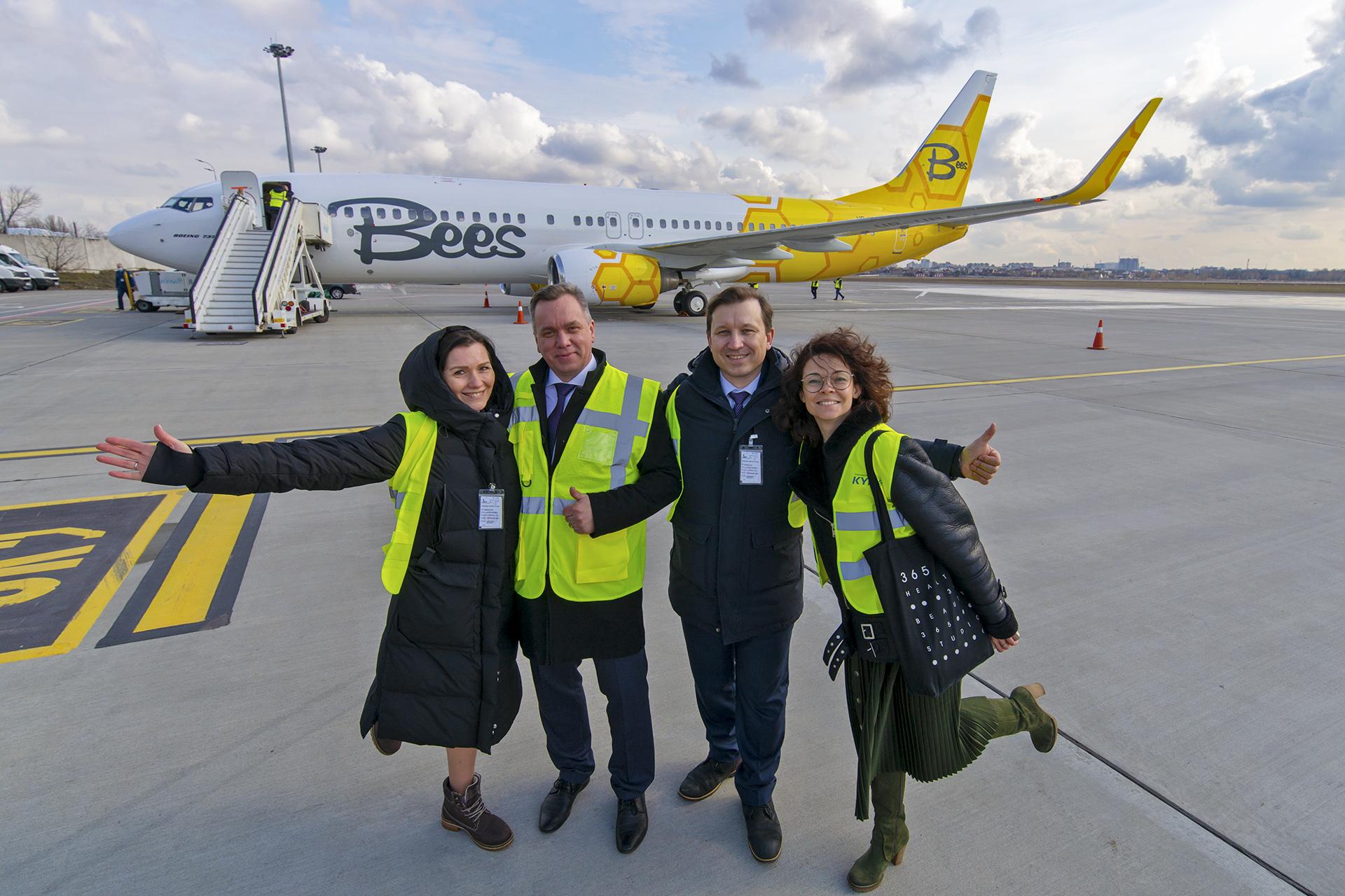 Новий український лоукостер анонсував рейси і назвав ціни на квитки. Фото Boeing 737-800