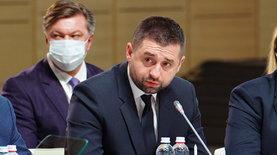 Арахамия заявил, что контрольный пакет акций Мотор Сичи продали в…