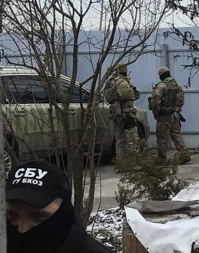 СБУ пришла с обысками к агенту НАБУ Шевченко