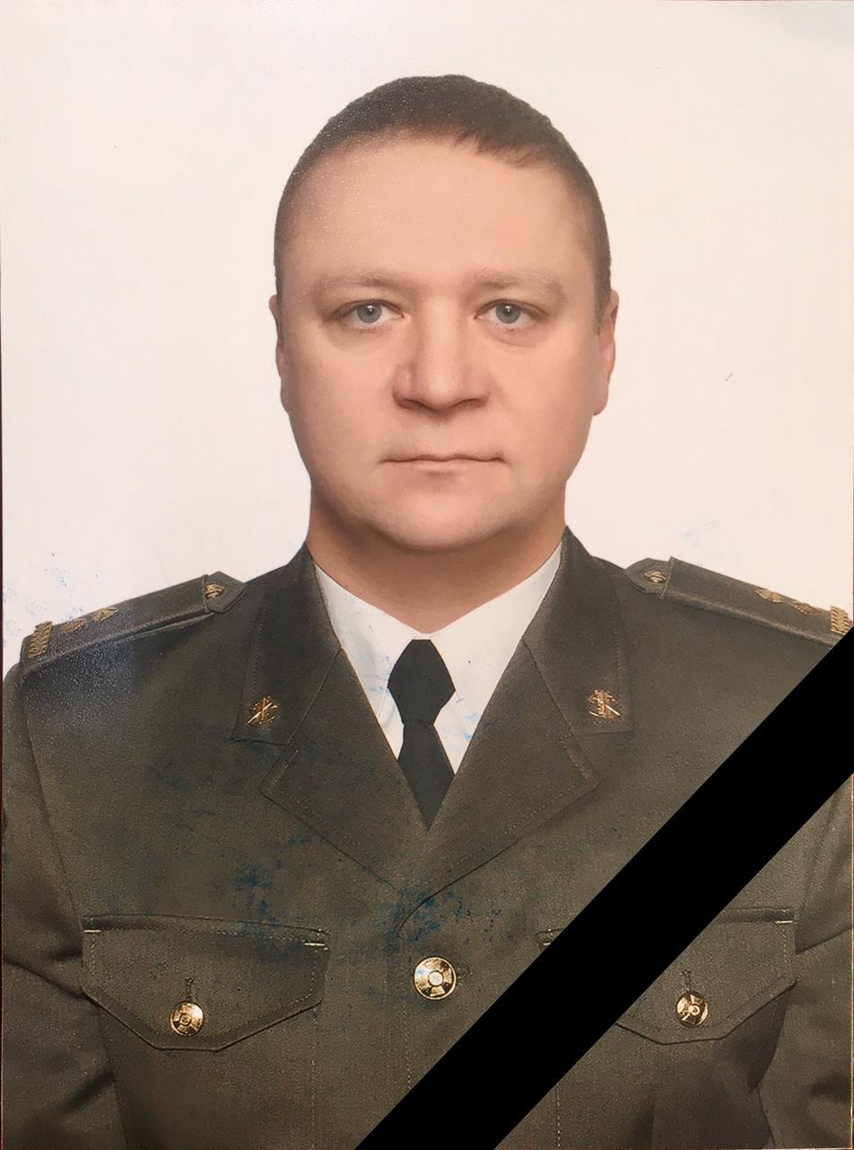 На Донбасі загинув підполковник ЗСУ