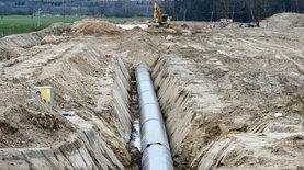 В Германии достроили сухопутный газопровод EUGAL для транспорта г…
