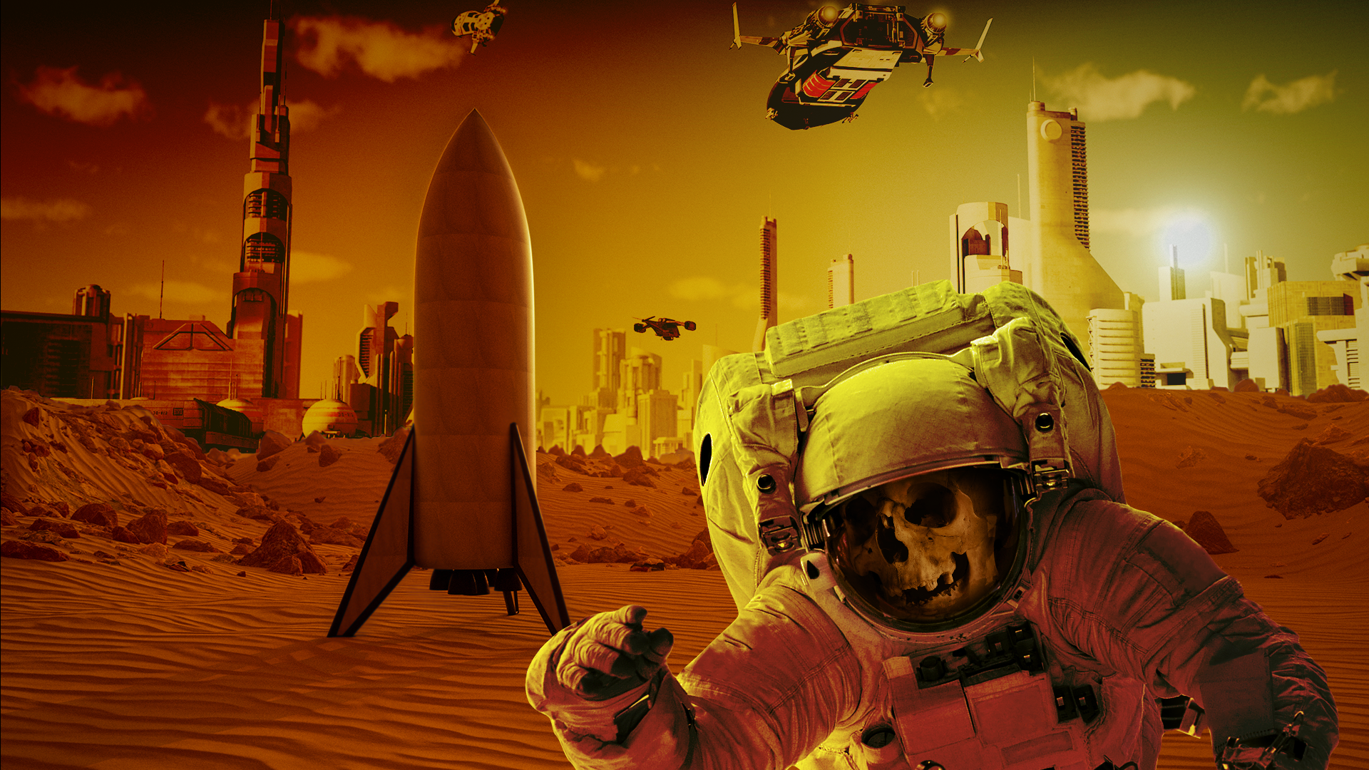Звездные войны. Человечество готовится ко Второй космической войне (да, первая уже была) - Фото