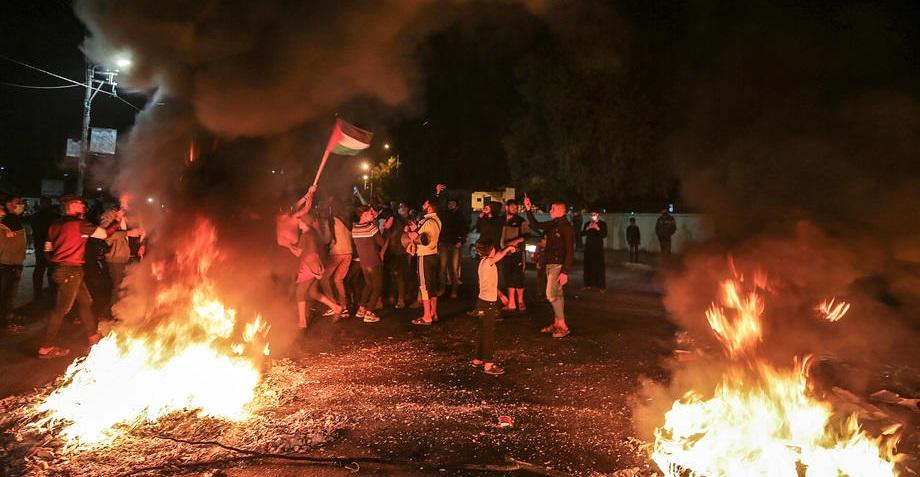 Сектор Газа (Фото – Mahammed Saber, EPA)