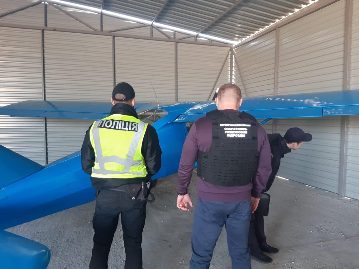 Границу с Румынией незаконно пересек самолет: долетел до Житомирской области – видео