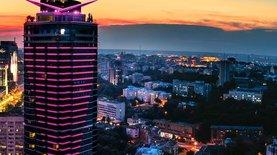 Небоскребы в Украине: БЦ Карнеги центр, Гулливер, Парус, ЖК Jack …