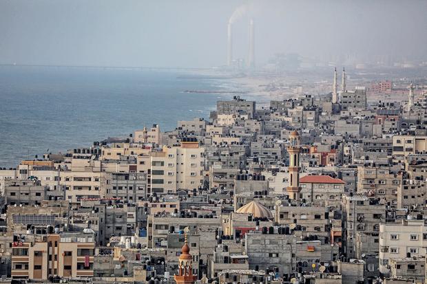 Газа (фото – EPA)