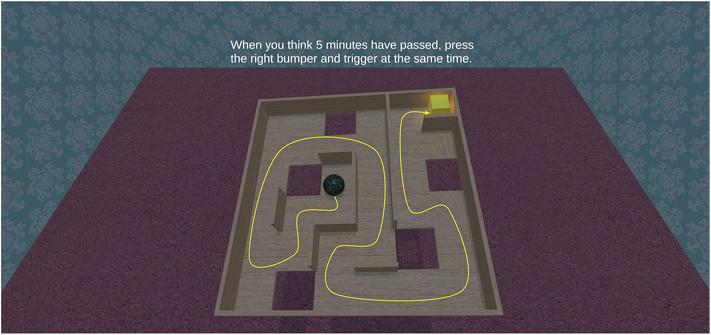 Играя в VR-игры пользователи хуже воспринимают время, чем в реальной жизни