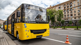 Киев объявил о новом стандарте городских пассажирских перевозок: …