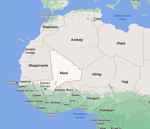 Попытка переворота в Мали: военные задержали президента и премьер-министра