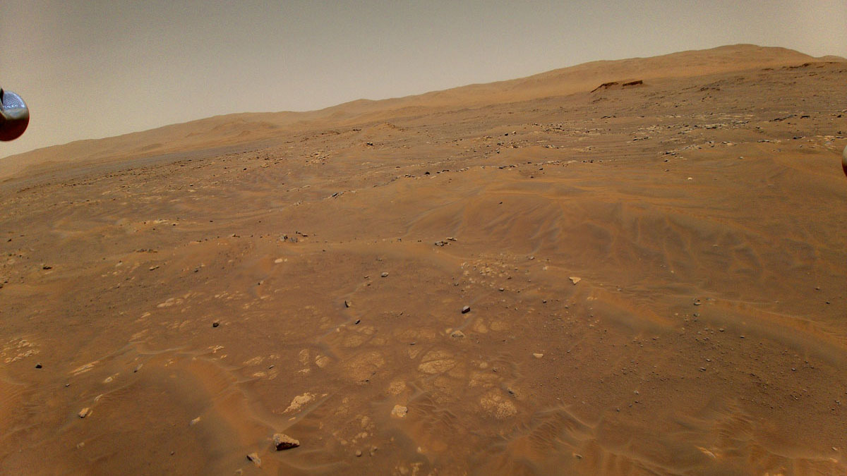 """""""Пережил аномалию"""". У дрона Ingenuity произошел сбой во время полета на Марсе"""