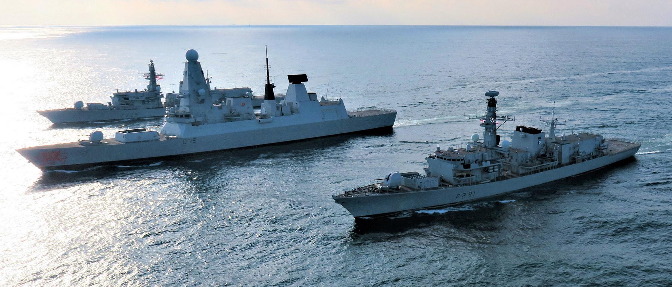Фото: Royal Navy