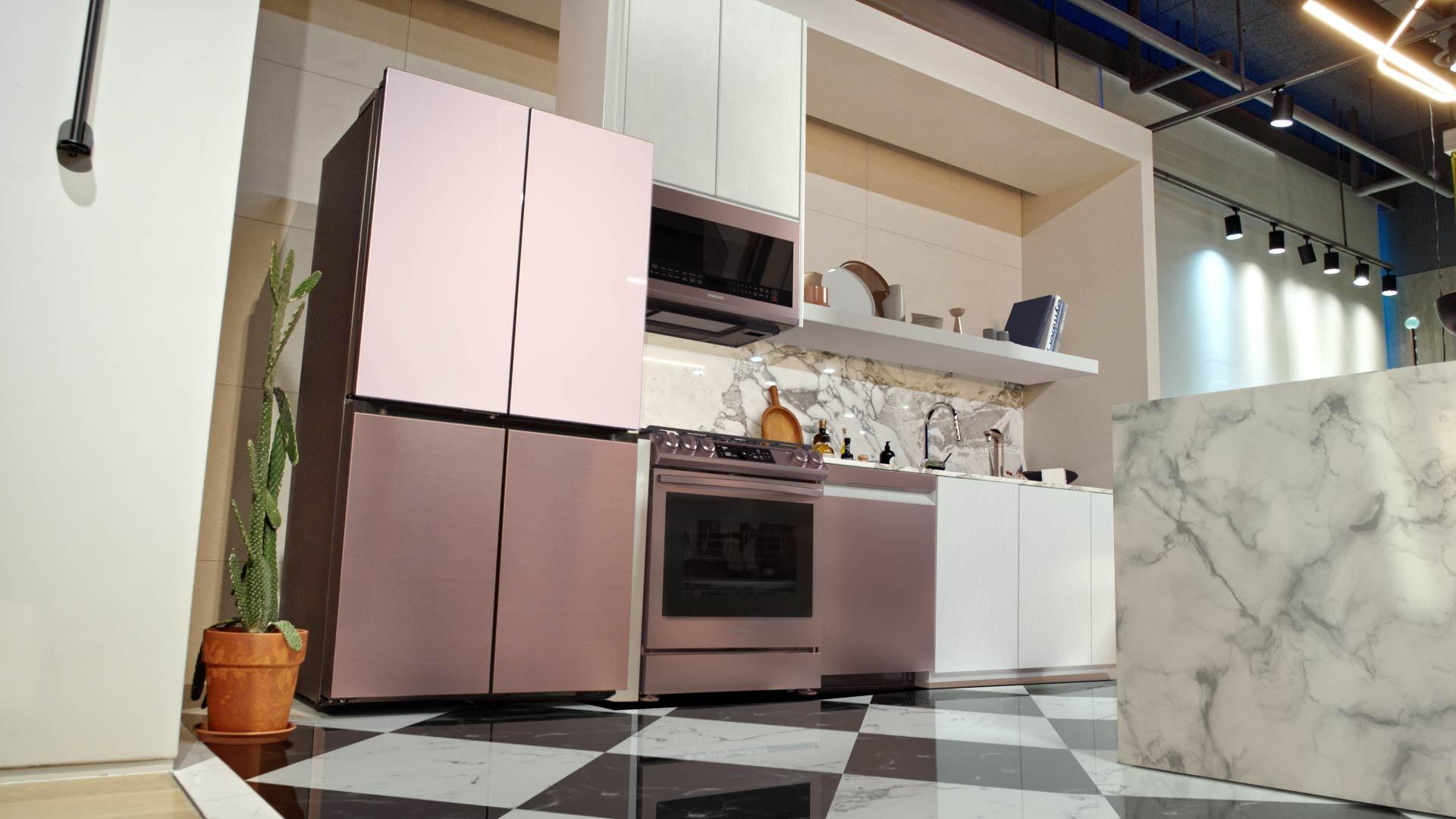 От холодильников до очистителей воздуха: что нового показал Samsung на Bespoke Home 2021