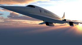"""Впервые после """"Конкорда"""". United Airlines закупит сверхзвуковые лайнеры Overture – видео"""