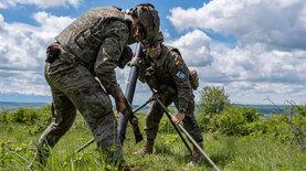 """Украина планирует производить """"для себя"""" мины НАТО, ЕС – собирать украинские минометы"""
