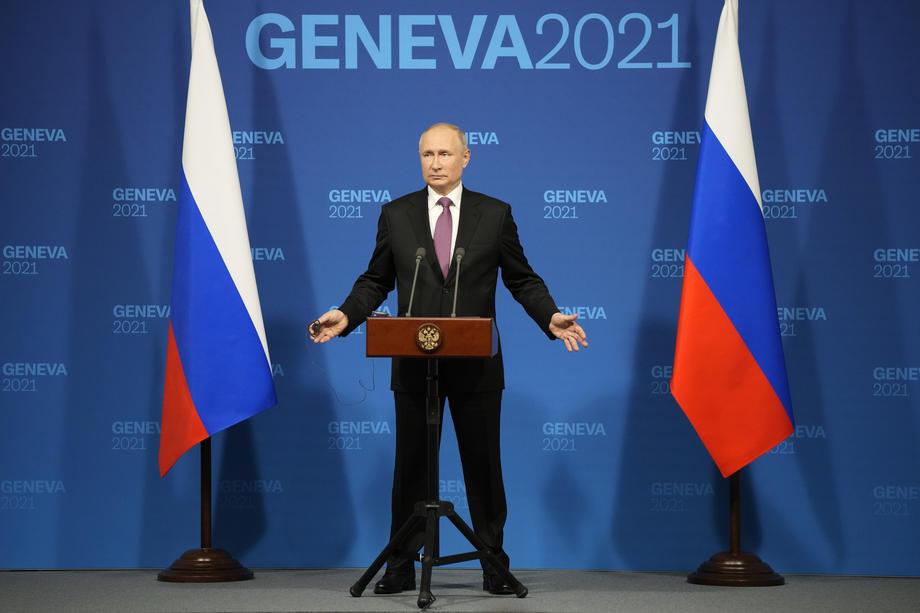#новости | Байден дал Путину полгода. Итоги встречи в Женеве - новости Украины, Политика