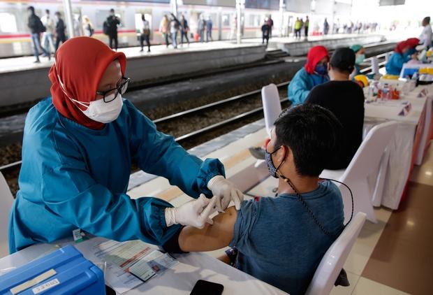 Вакцинация в Индонезии (фото – ЕРА)
