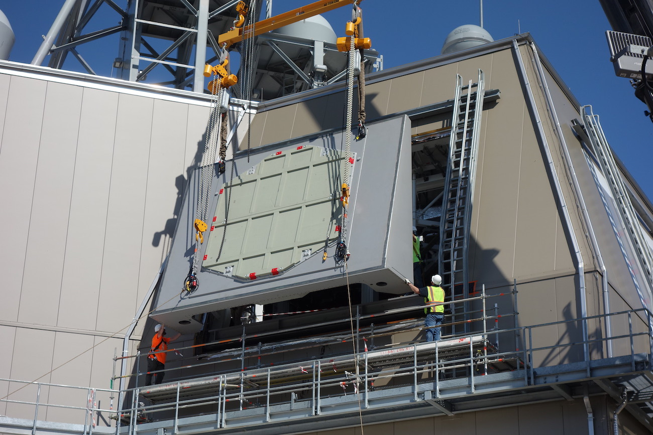 США почали встановлення системи протиракетної оборони Aegis у Польщі: фото