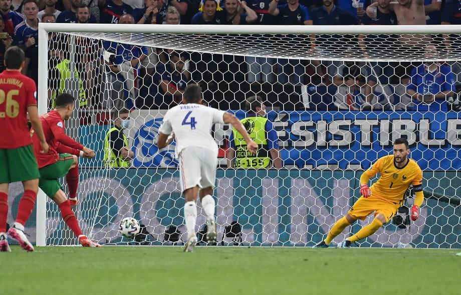 Евро-2020. Роналду повторил мировой рекорд по голам за сборную
