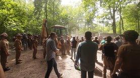 Застройка леса в Пуща-Водице. Что происходит. Недвижимость,