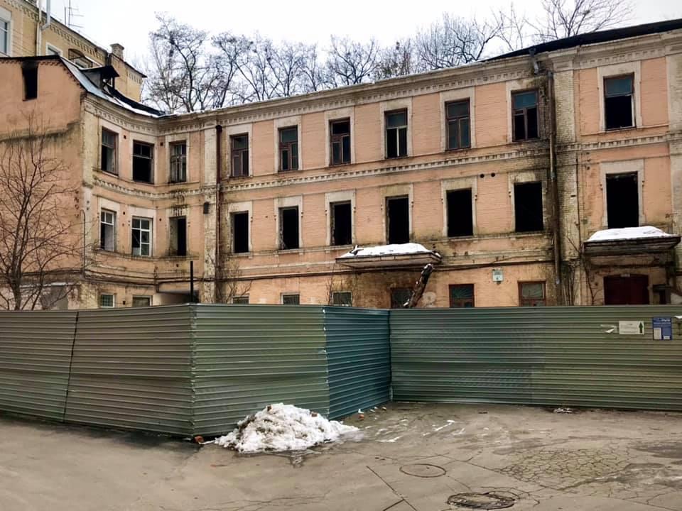На Крещатике построят новый отель и снесут историческое здание: фото