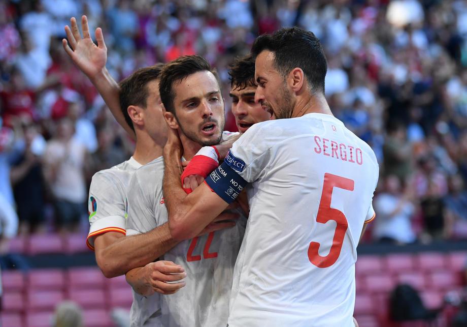 Феерия голов, серия пенальти и вылет чемпионов мира. Как прошла 1/8 Евро-2020 – фото