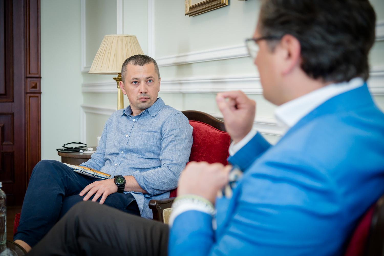Дмитро Кулеба: Путін у ситуації з Північним потоком-2 сидить собі в затінку і кайфує