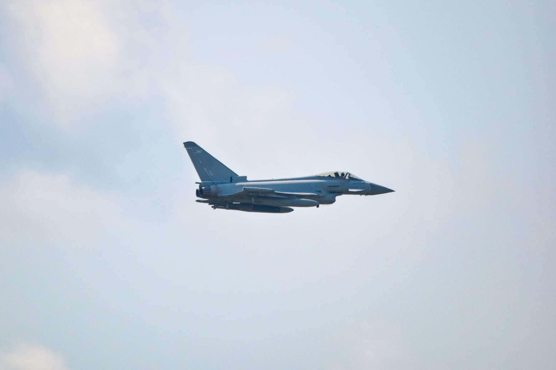 На учениях Sea Breeze-2021 прошли полеты военной авиации ВСУ и НАТО – фото и видео