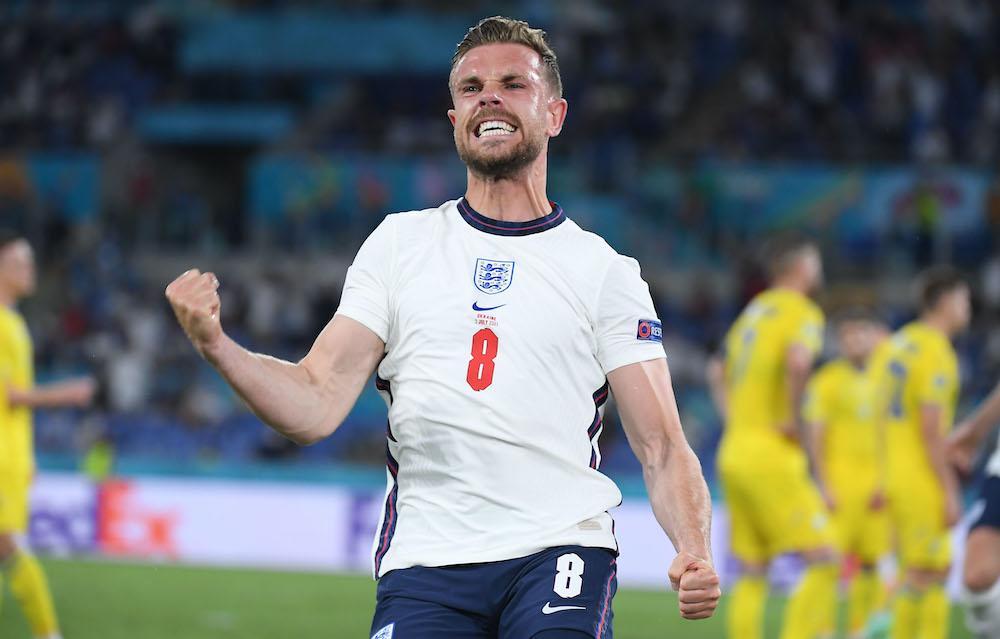 Збірна України програла збірній Англії в 1/4 фіналу Євро-2020