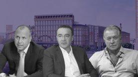 Грааль на Крещатике. Игорь Никонов, Марк Гинзбург и Офер Керцнер …