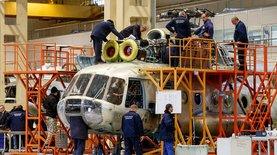 В Харькове начнут собирать новые украинские вертолеты на Мотор Си…