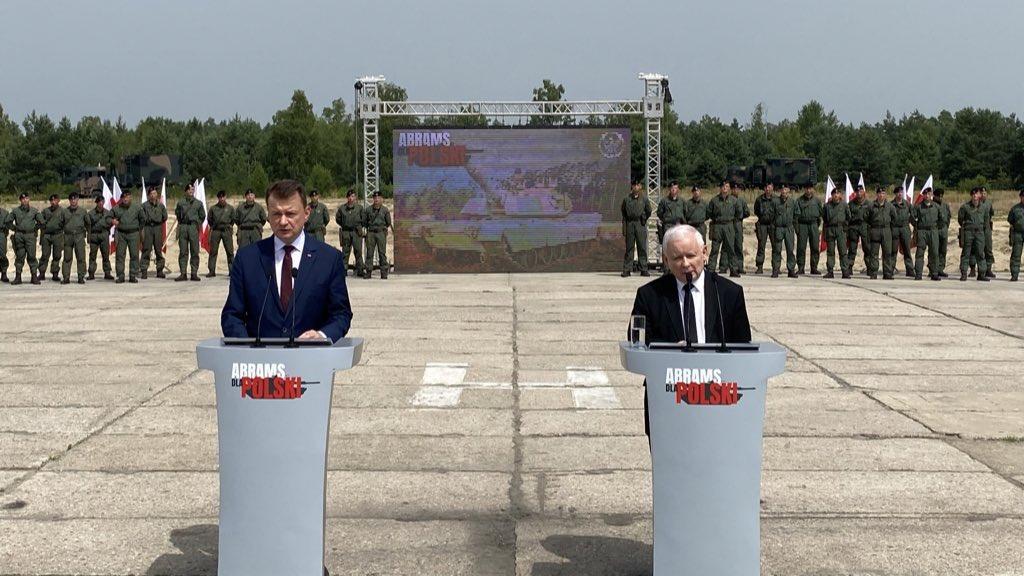 Польша объявила о масштабном усилении армии – закупают 250 танков Abrams