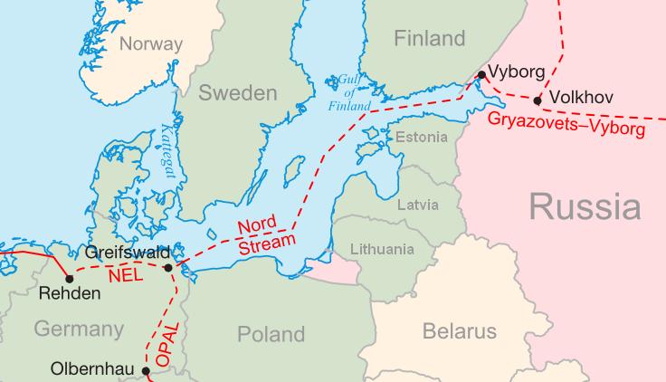 Суд ЕС не позволил Газпрому увеличить прокачку газа через газопровод OPAL