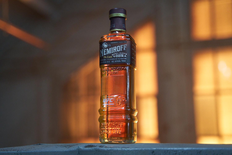 Бренд Nemiroff вышел в лидеры по скорости роста в мире среди спиртных напитков